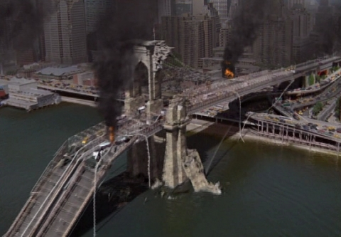 Earthquake rocks New York City