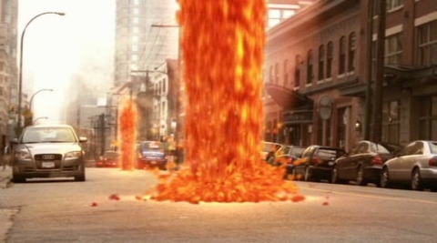 Disaster Zone: Volcano in New York movie