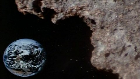 Asteroid, starring Sean Connery.
