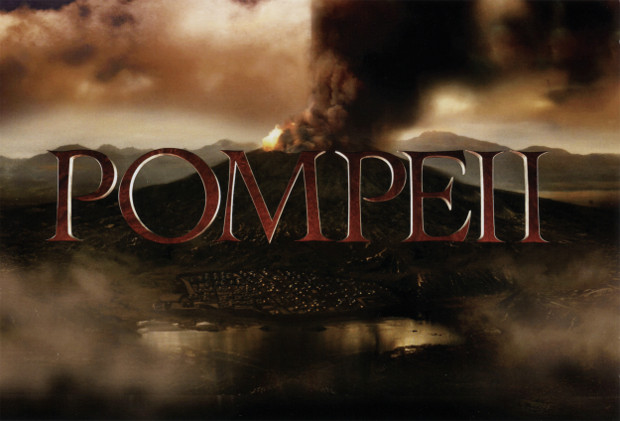 Promo picture for Paul W.S. Anderson's  Pompeii.