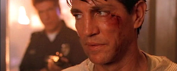 Its Die Hard meets The Towering Inferno, with Eric Roberts as the hero and Jrgen Prochnow as the bad guy! How could you possibly go wrong?