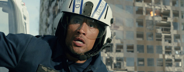 Earthquake blockbuster San Andreas is enjoyable for the mayhem factor, but totally generic in every other way.